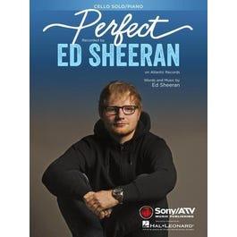 Hal Leonard Perfect for Cello Solo-Ed Sheeran