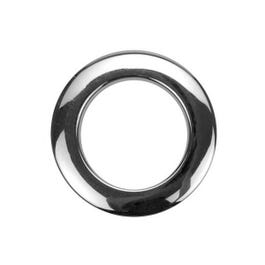 """Image for 2"""" Bass Drum Hole Reinforcing Ring Chrome from SamAsh"""