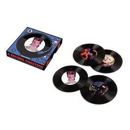 Hal Leonard David Bowie – Drink Coasters Set of 4