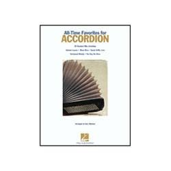 Image for All-Time Favorites for Accordion from SamAsh