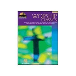 Image for Piano Play-Along Volume #23-Worship Classics (Book and CD) from SamAsh