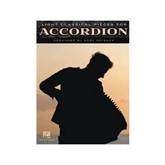 Image for Light Classical Pieces for Accordion from SamAsh