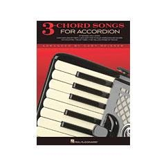 Image for 3-Chord Songs for Accordion from SamAsh