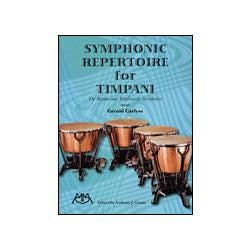 Image for Symphonic Repertoire for Timpani - Brahms and Tchaikowsky Symphonies from SamAsh