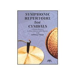 Image for Symphonic Repertoire for Cymbals from SamAsh