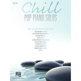 Hal Leonard Chill Pop Piano Solos