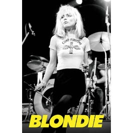 Hal Leonard Blondie – Wall Poster-24 inches x 36 inches