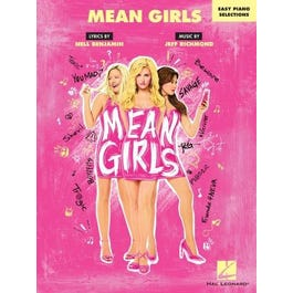 Hal Leonard Mean Girls – Easy Piano Selections-Vocal Sel.