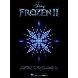Hal Leonard Frozen 2 for Ukulele- Motion Picture Soundtrack