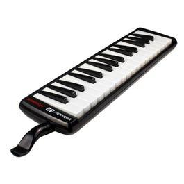 Hohner 32B - 32 Piano Key Melodica, Instructor, Black