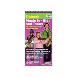 Image for Music for Kids and Teens Tipbook from SamAsh