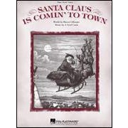 Hal Leonard Santa Claus Is Comin' to Town-PVG