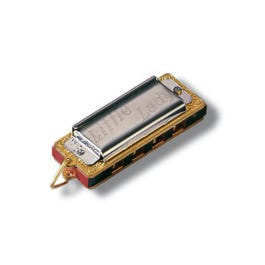Image for 39 8 Little Lady Miniature Harmonica from SamAsh
