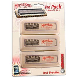 Image for Marine Band G-C-A Propack from SamAsh