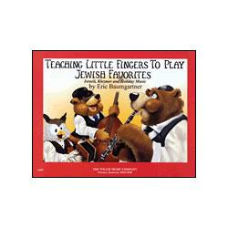 Image for Teaching Little Fingers to Play Jewish Favorites Mid Elementary Level (Book and from SamAsh