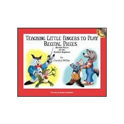 Image for Teaching Little Fingers to Play Recital Pieces (Book and CD) from SamAsh