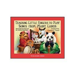 Image for Teaching Little Fingers to Play Songs from Many Lands Early Elementary Level from SamAsh