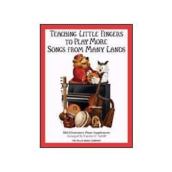 Image for Teaching Little Fingers to Play More Songs from Many Lands from SamAsh