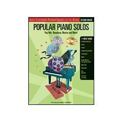 Image for Popular Piano Solos - Second Grade - Pop Hits from SamAsh