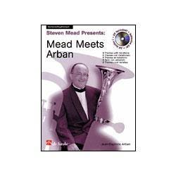 Image for Mead Meets Arban (Baritone T.C.) (Book and CD) from SamAsh