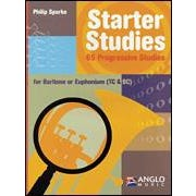 Hal Leonard Sparke-Starter Studies - Baritone/Euphonium