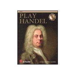 Image for Play Handel - Oboe - De Haske Play-Along Book (Book & CD) from SamAsh