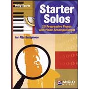 Hal Leonard Starter Solos for French Horn (Book and CD)