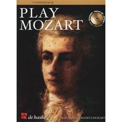 Image for Play Mozart for Oboe (Easy/Intermediate from SamAsh