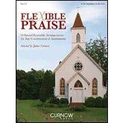 Image for Flexible Praise-Part 2 in Eb (Alto Saxophone