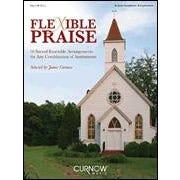 Image for Flexible Praise-Part 3 in Bb (Tenor Saxophone