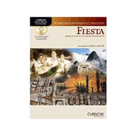 Image for Fiesta for Trombone (Book and CD) from SamAsh