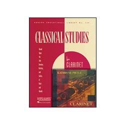 Image for Classical Studies for Clarinet (Book and CD) from SamAsh