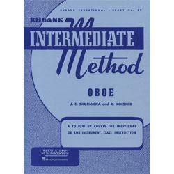 Image for Intermediate Method for Oboe from SamAsh