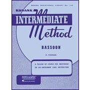 Hal Leonard Intermediate Method for Bassoon