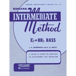 Image for Rubank Intermediate Method for Bass/Tuba from SamAsh