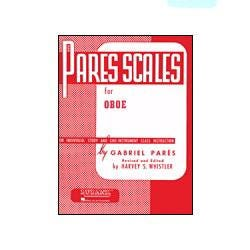 Image for Pares Scales for Oboe from SamAsh