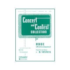 Image for Voxman Concert and Contest Collection for Oboe from SamAsh