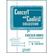 Hal Leonard Voxman Concert and Contest Collection for French Horn