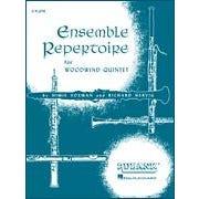 Hal Leonard Ensemble Repertoire for Woodwind Quintet-Bass Clarinet