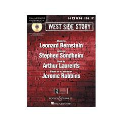 Image for West Side Story for Horn (Book and CD) from SamAsh