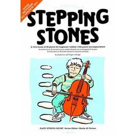 Hal Leonard Colledge -Stepping Stones Cello and Piano
