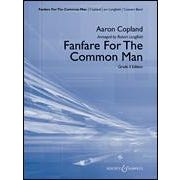 Hal Leonard Fanfare for the Common Man -Aaron Copland