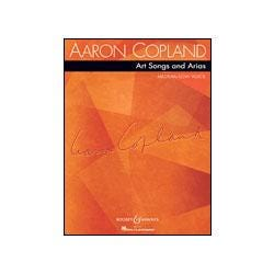 Image for Aaron Copland Art Songs and Arias for Medium or Low Voice from SamAsh