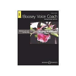 Image for The Boosey Voice Coach Singing In English for High Voice from SamAsh
