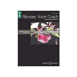 Image for The Boosey Voice Coach Singing In English for Medium or Low Voice from SamAsh