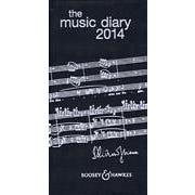 Hal Leonard The Boosey & Hawkes Music Diary 2014