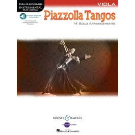Image for Piazzolla Tangos -Viola-Audio Online from SamAsh