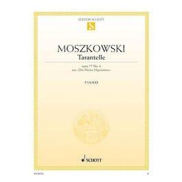"Hal Leonard Moszkowski -Dix Pièces Mignonnes No. 6, ""Tarantella,"" Op. 77"