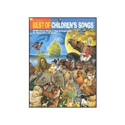 Image for Best Of Childrens Songs (Piano/Vocal/Guitar) from SamAsh