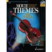 Image for Movie Themes for Cello (Book and CD) from SamAsh